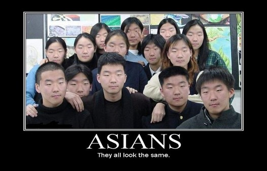 same face asian