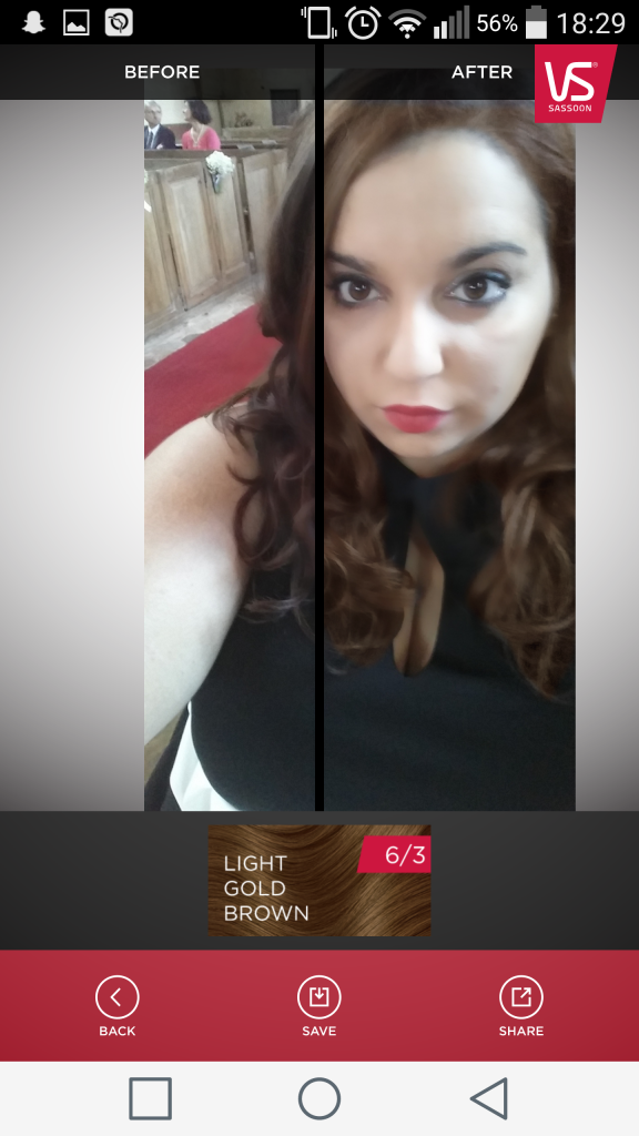 Comparer avec find your vs shade